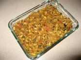 Black Eyed Pea Casserole